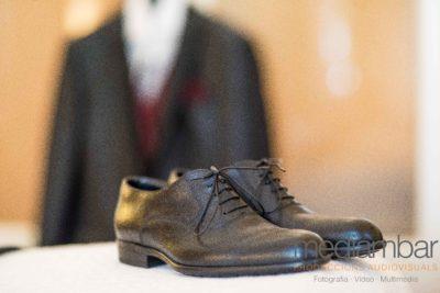Zapatos novio boda